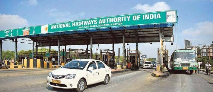All Toll Plazas In State To Go Electronic By November