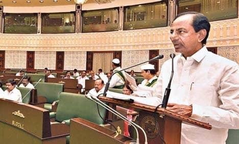Slowdown Impacts Telangana Budget
