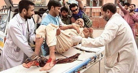 62 Killed In Afghan Blast