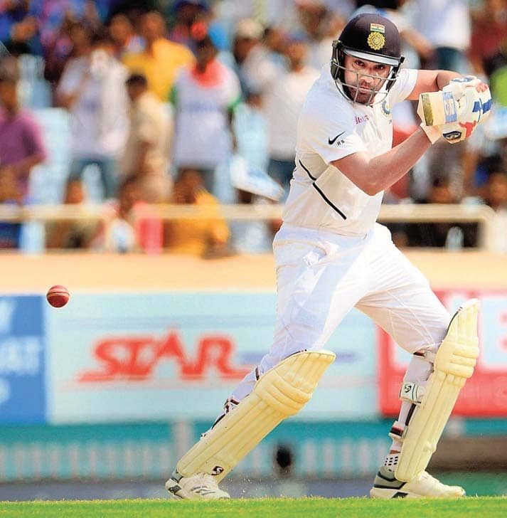 Indian Batsmen Toy With South Africa Attack