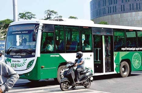 City Misses Out On Electric Buses In First Phase Of Roll-Out