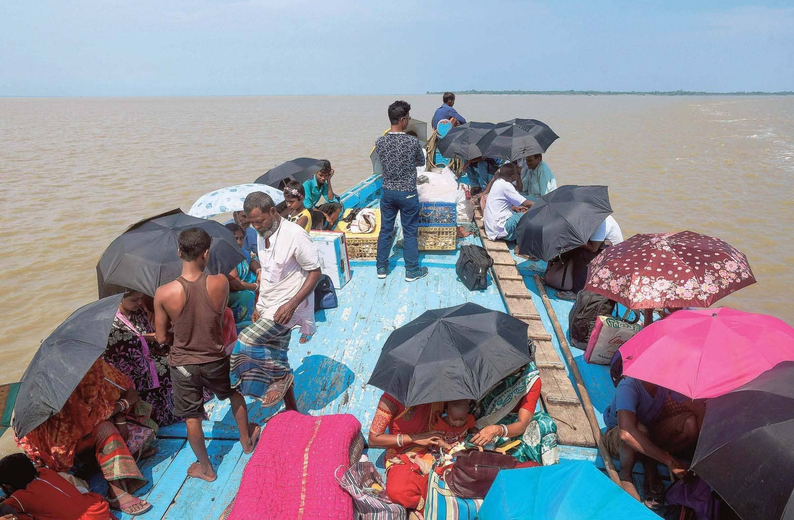 Hungry Tides In The Sundarbans