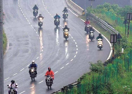 Rains To Continue For A Few More Days