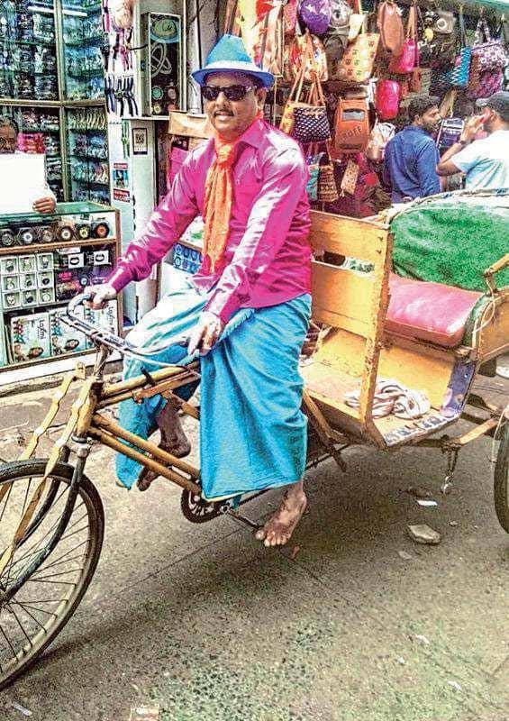 Rickshawkaran Comes To Sowcarpet