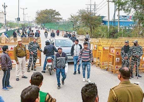 Road Near Shaheen Bagh Opened by Protesters: Police