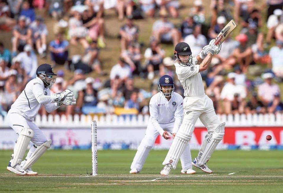Classy Williamson Propels New Zealand