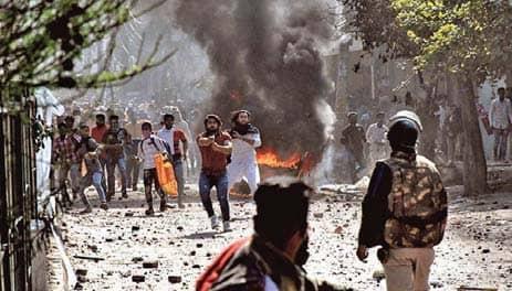 Policeman Among 5 Killed In Delhi Violence Over CAA