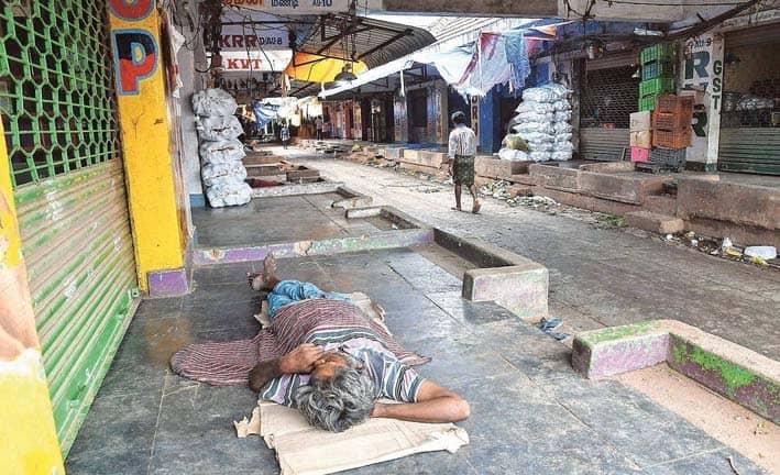 Koyambedu Market May Be Shifted Out