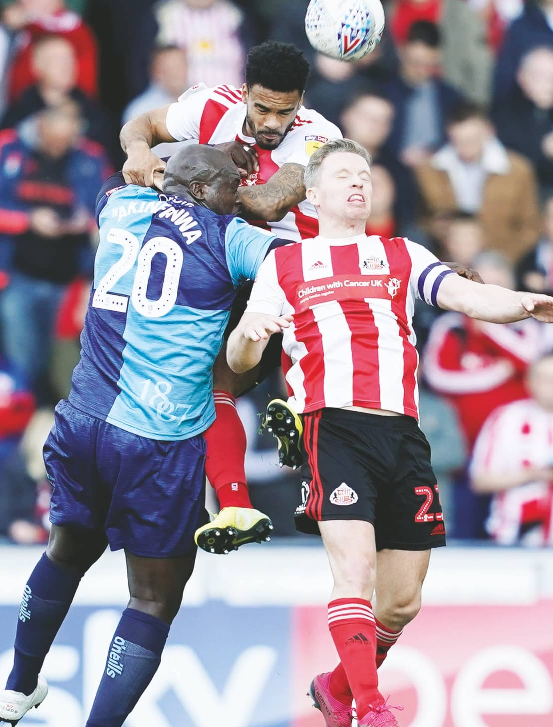 Wanderers Set Standard For Parky