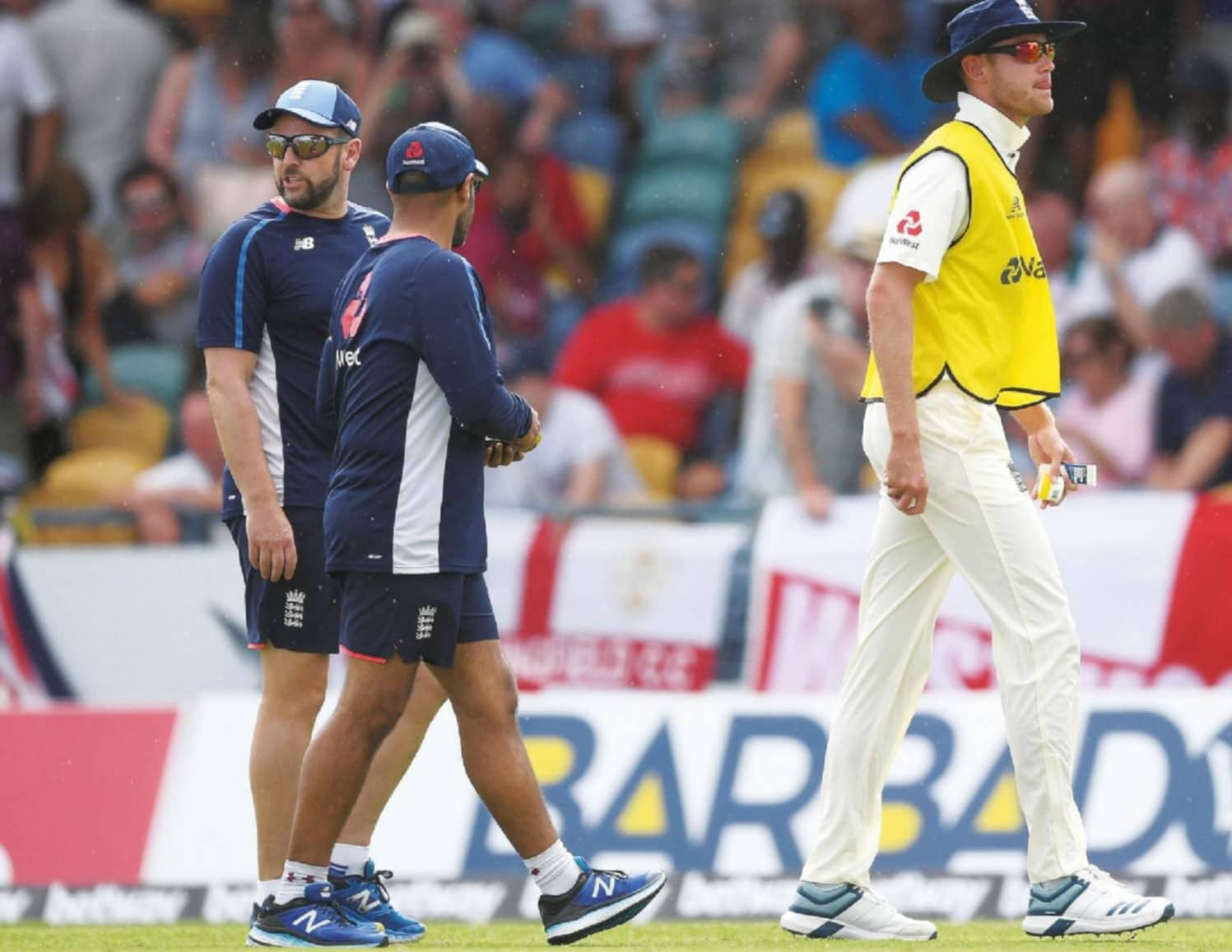 Will Broad Lose His Way After Taking Short-cut?