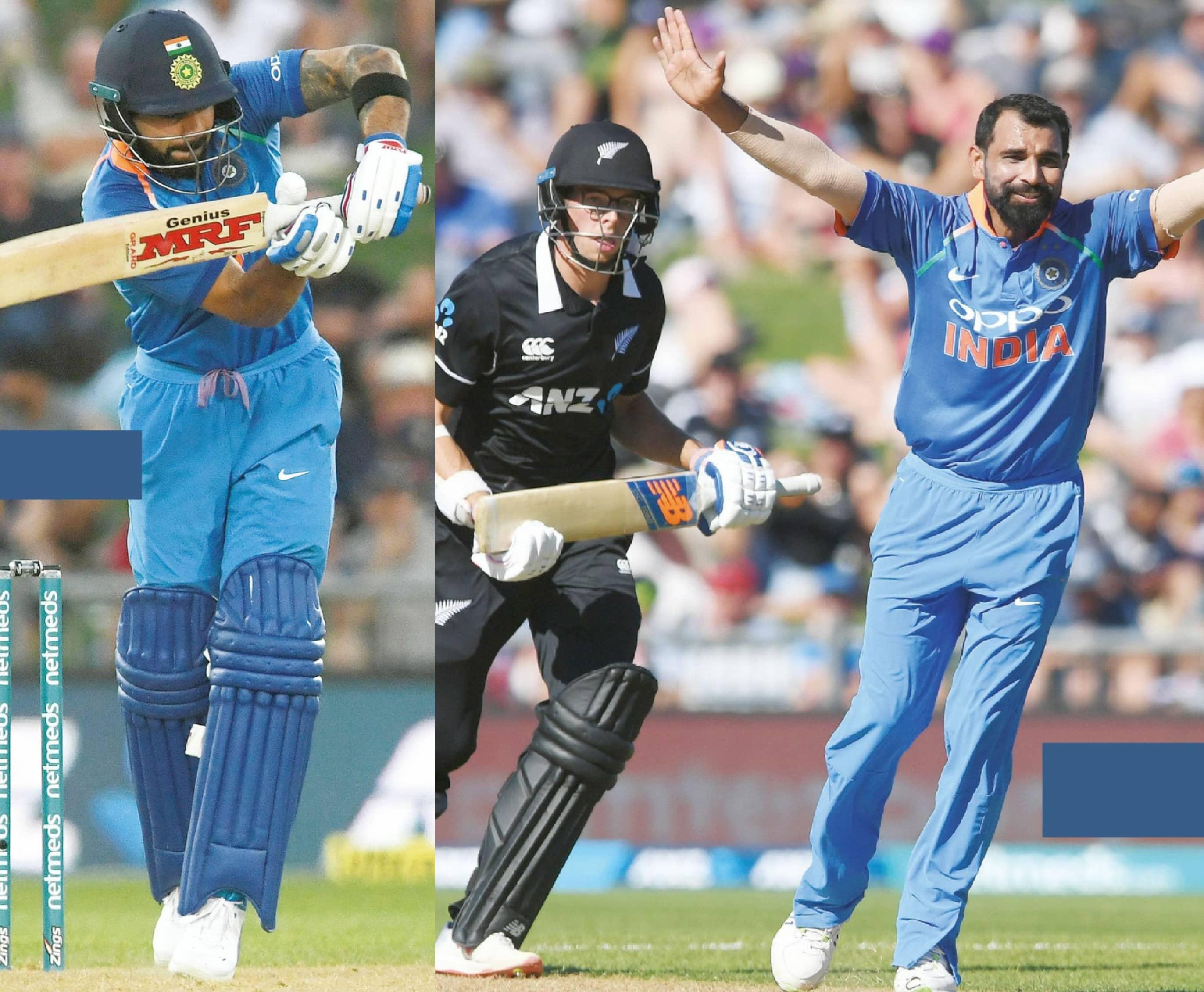 Dominant India Batter Black Caps and earn Kohli A Timley Break