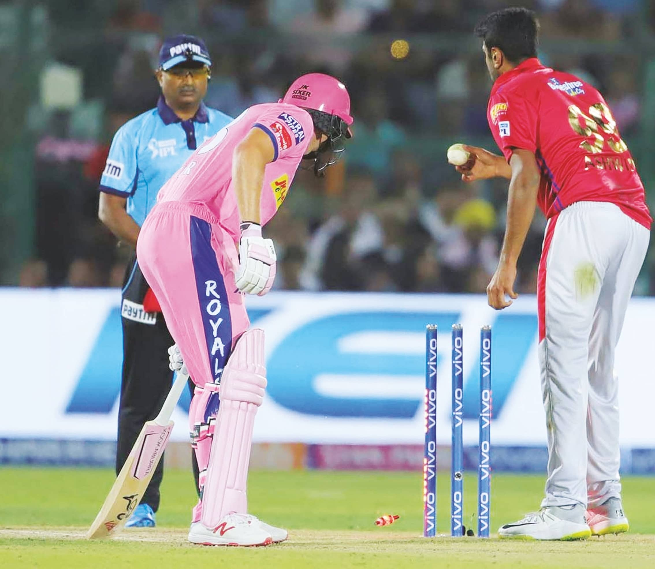 Maybe Now We'll Take Take Rules On Mankad Seriously!
