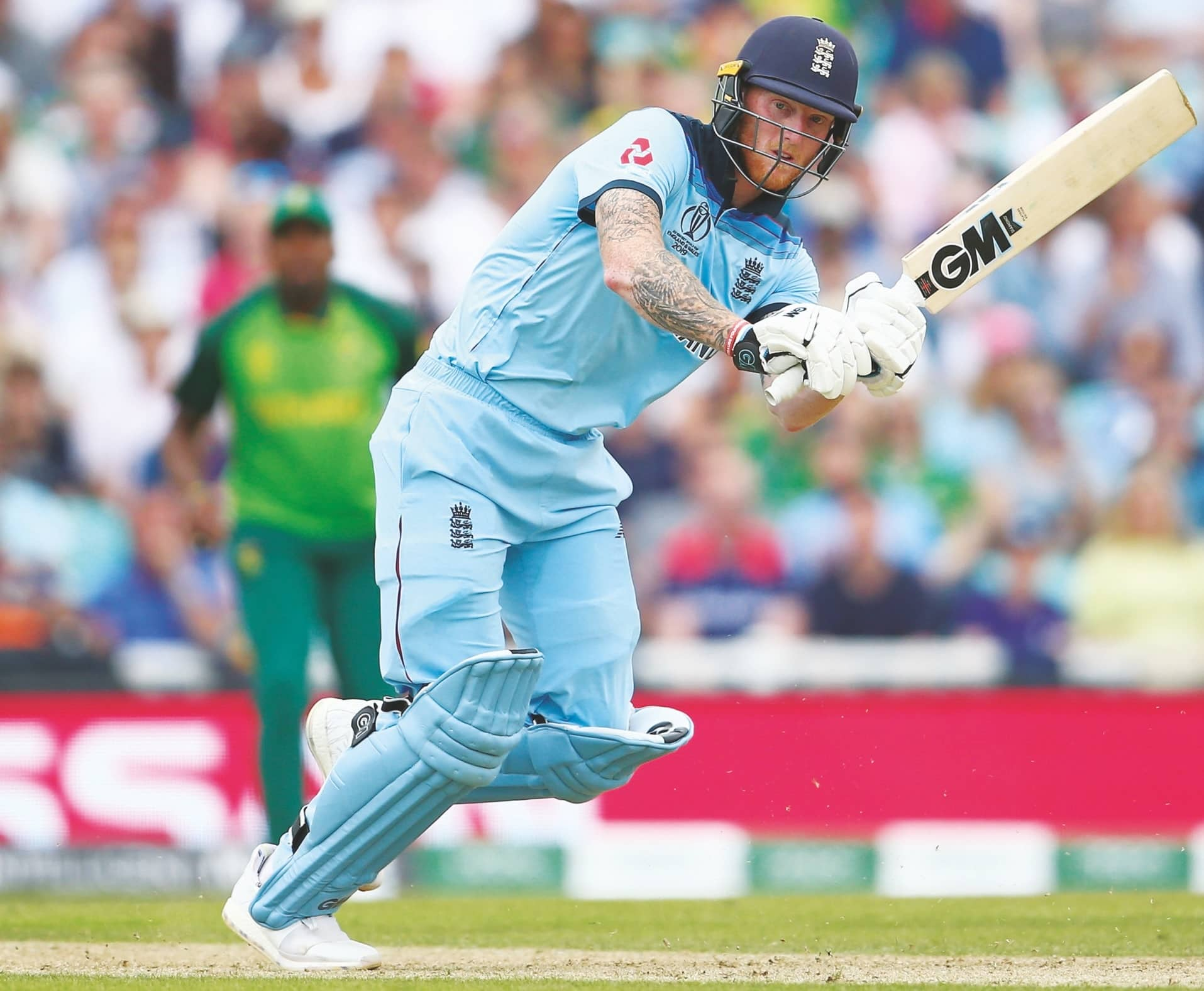 Stokes Casts Demons Aside To Play With A Bit Of Nous