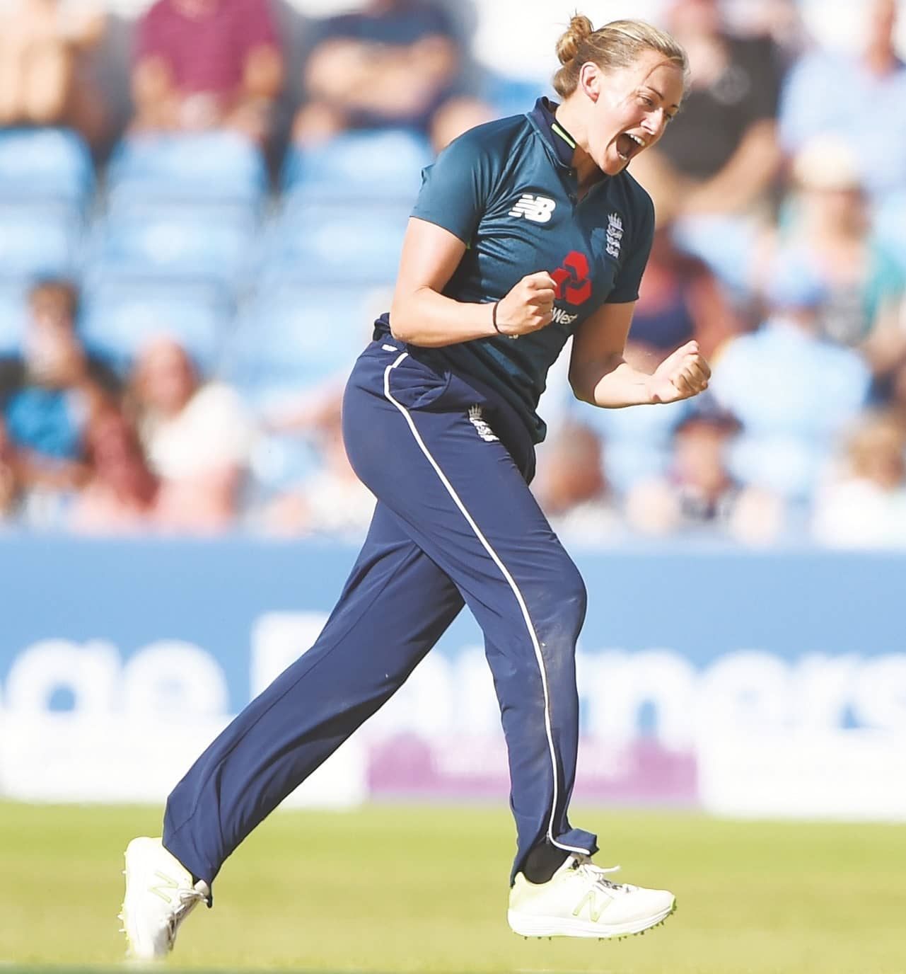 Marsh Marvels At Kent's Feat!
