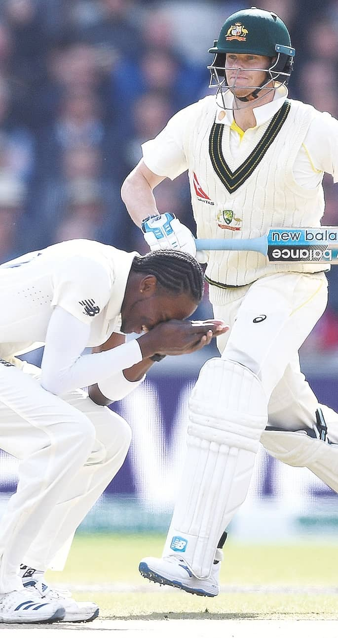 Bowling To Smith Is No Big Secret, He Has Even Told England How To