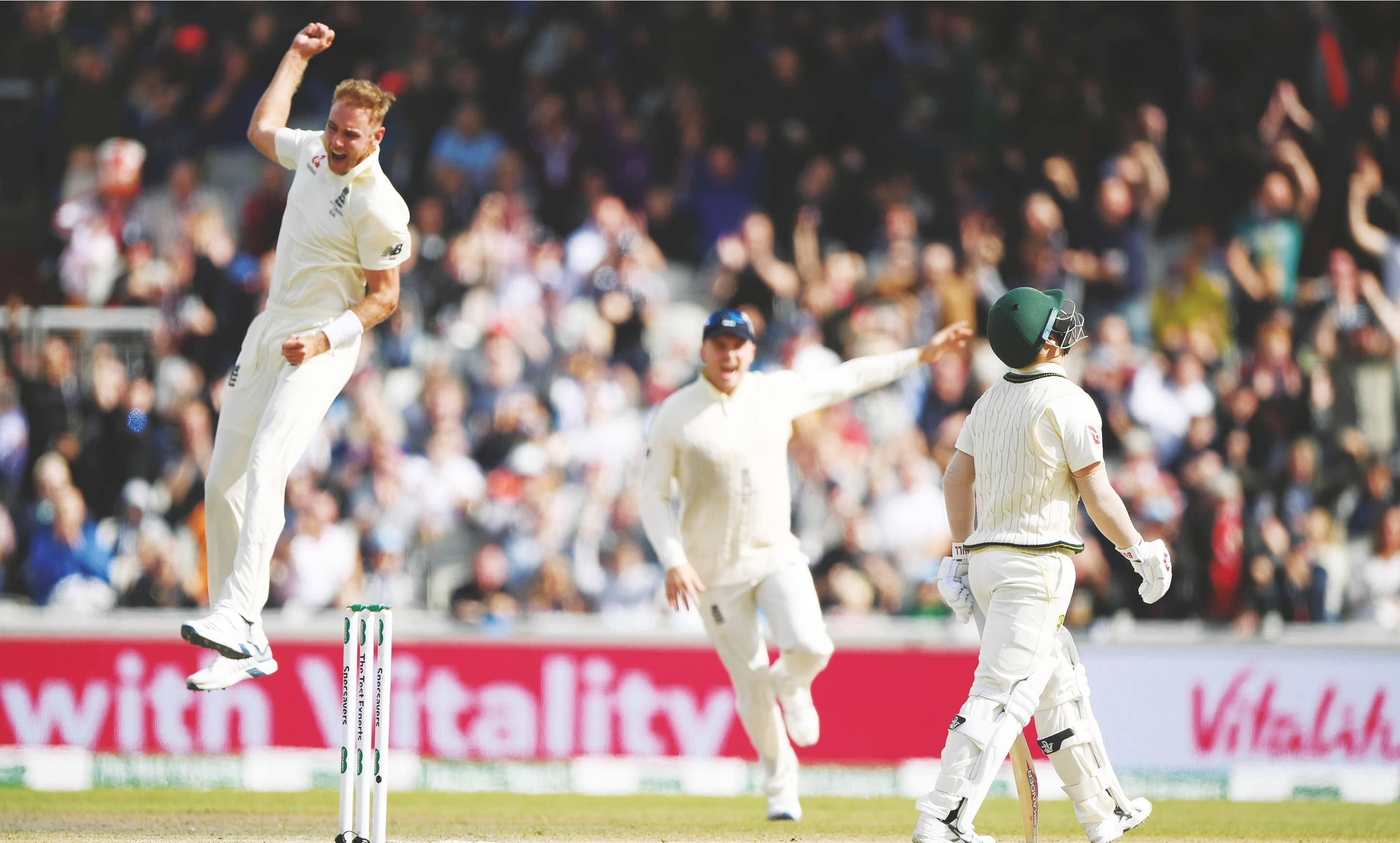Smith's The Difference As England's Hopes Hang By A Thread