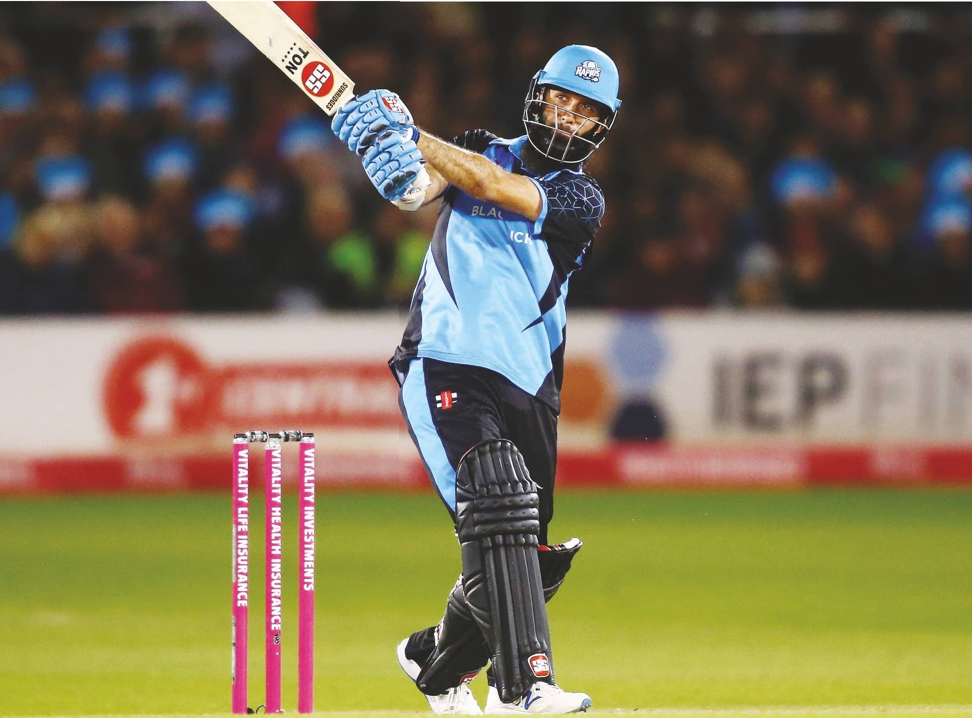 Moeen's A Marvel As Rapids Aim For Repeat