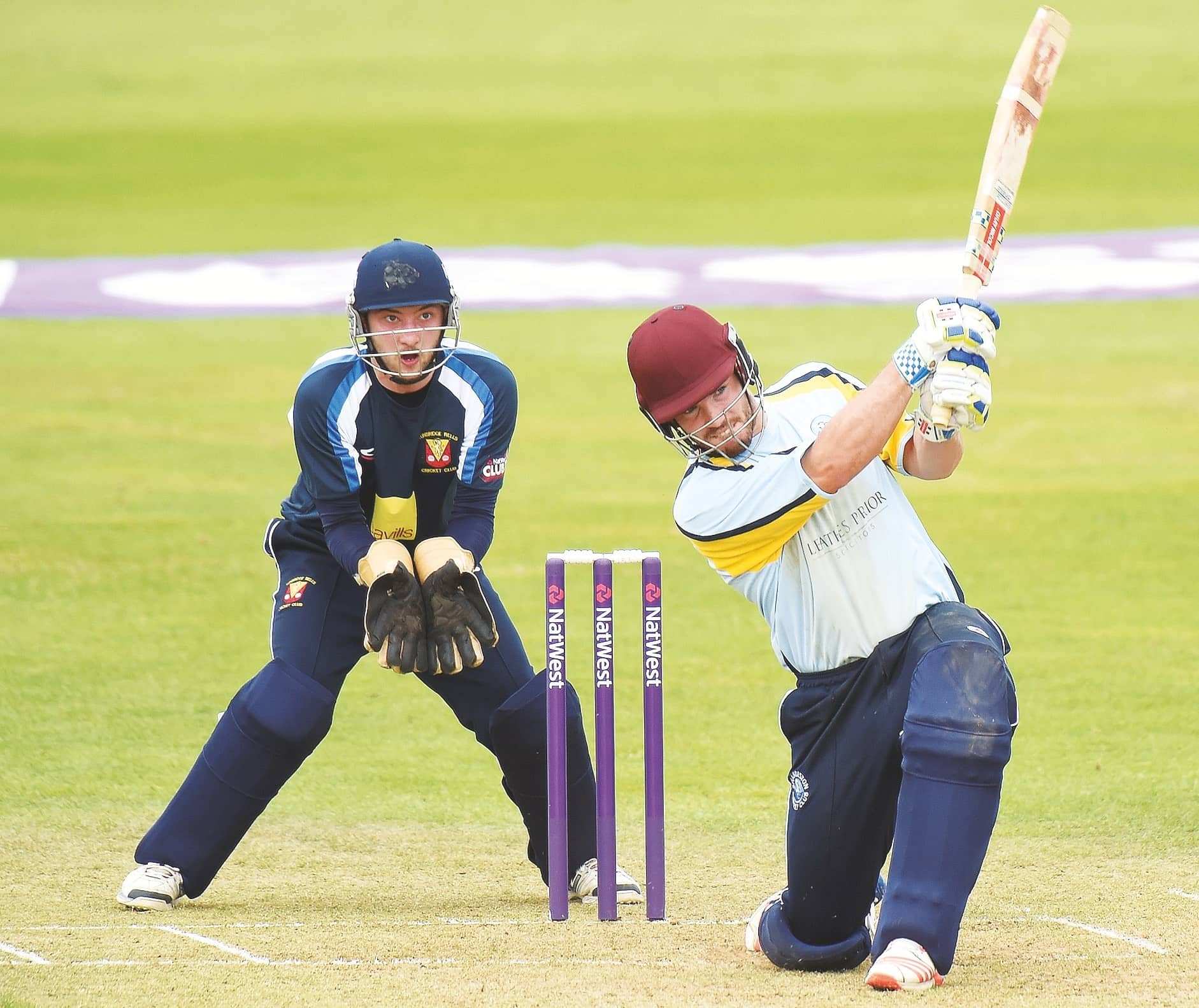 Gatting Is No Ordinary Joe For Soaring Swardston