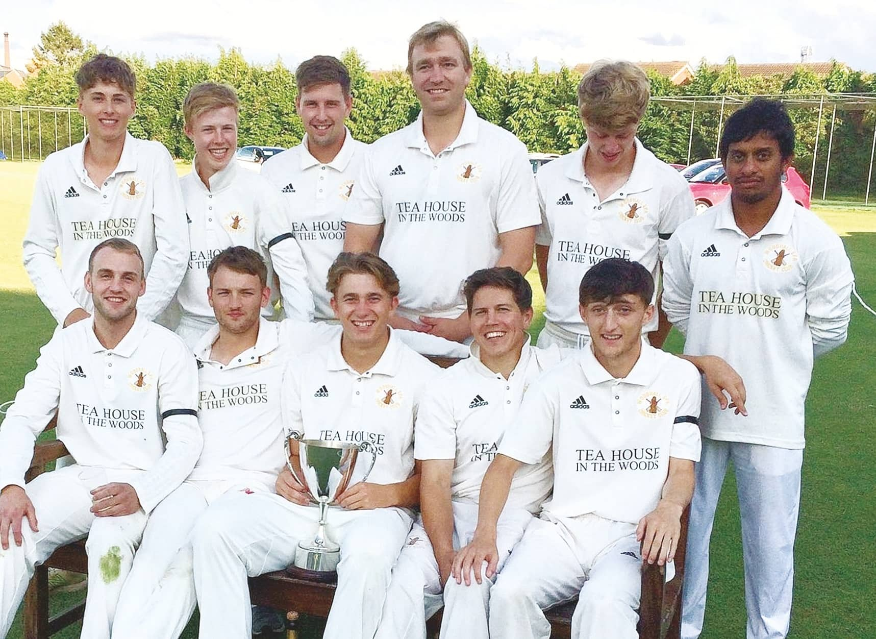 Woodhall Seal Their First Title With A Six