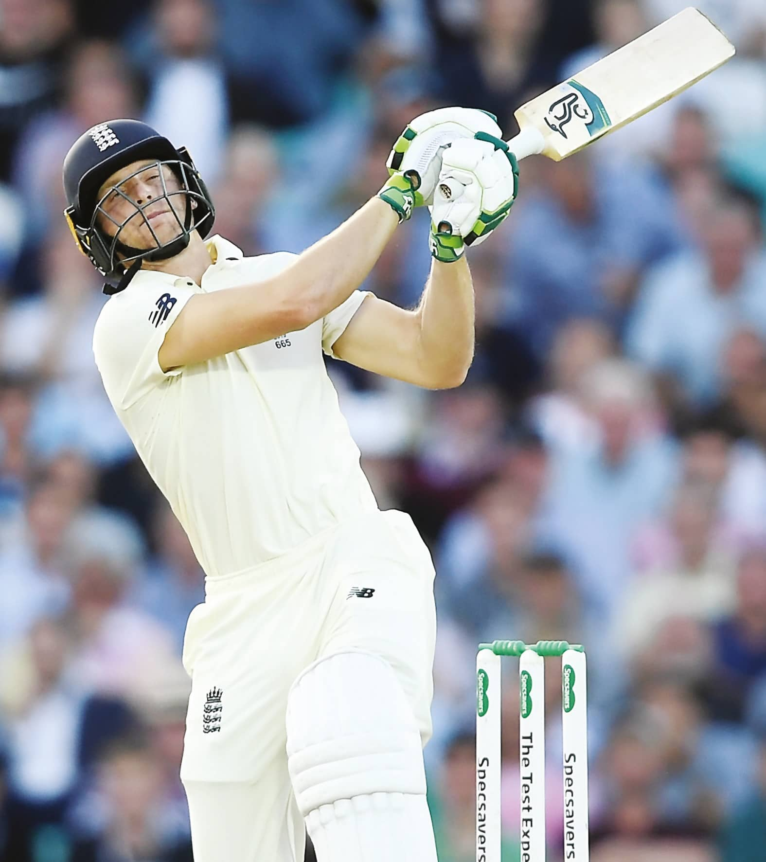 England Must Curb The White Ball Shots For Test Success