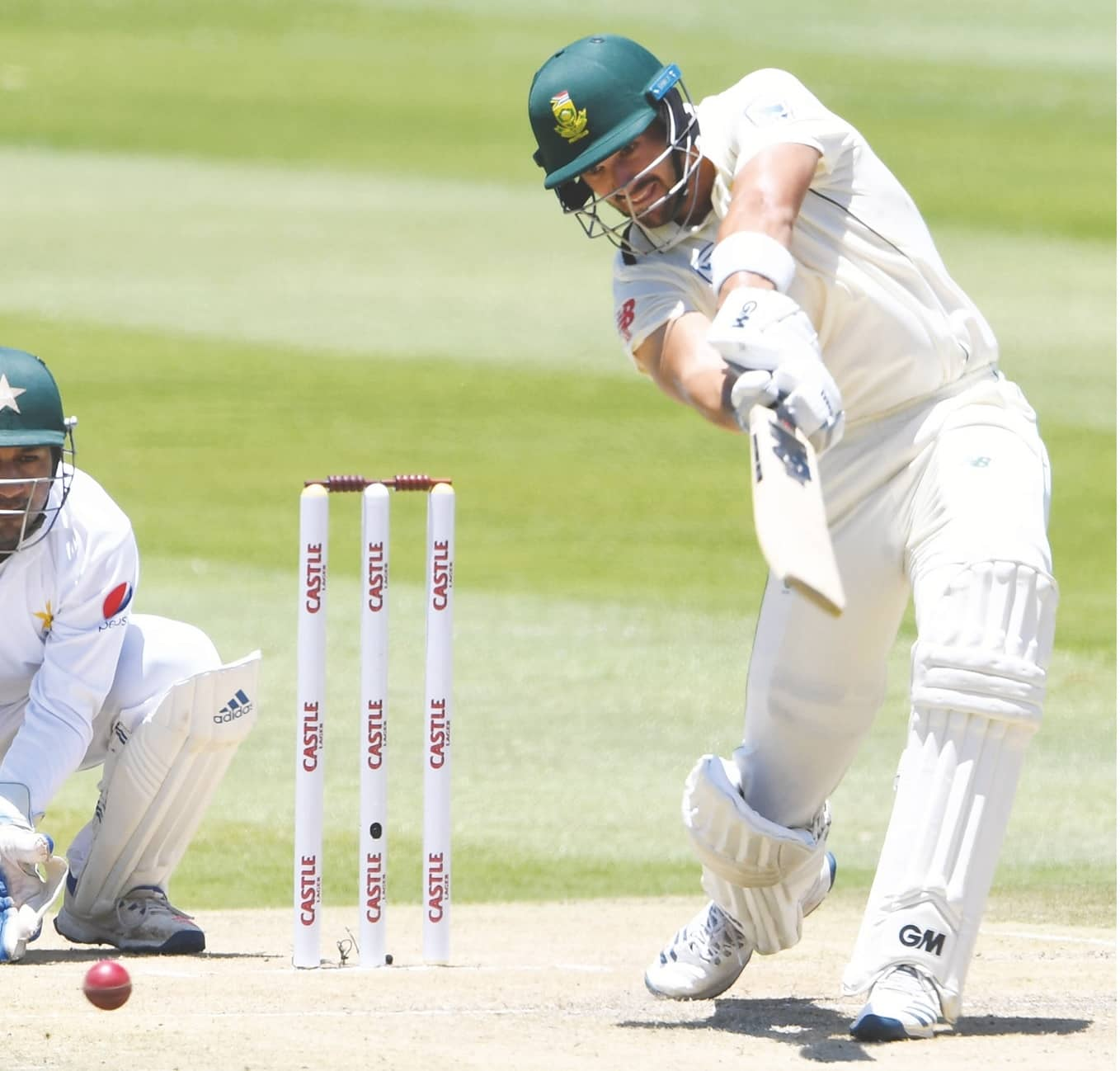 Chance To Make Our Mark, Vows Proteas' Aiden