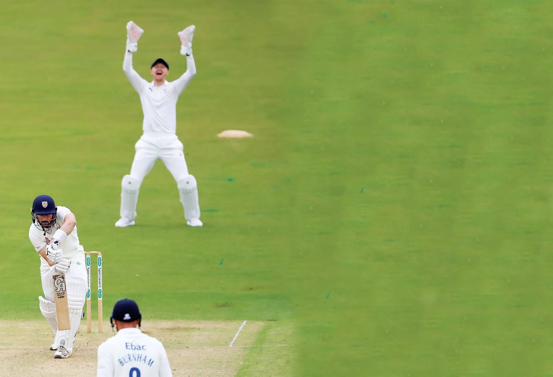 Rushworth upstaged as Fisher reels Durham in