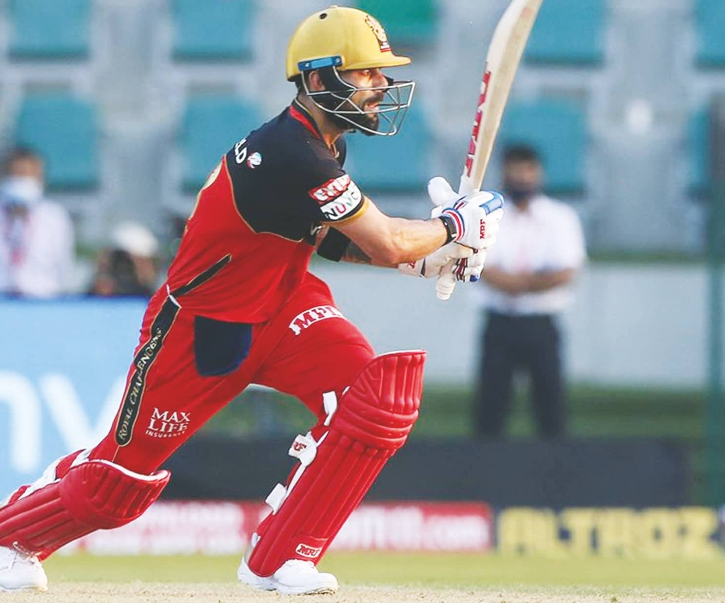 Kohli leads RCB to much-needed win
