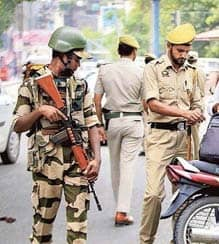 Terrorists May Target South India, Says Army