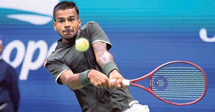Nagal Rattles Federer With A Gutsy Display