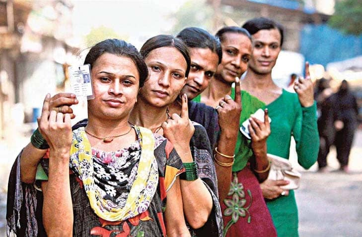 Transgenders Now Beneficiaries Under State-Run Social Schemes