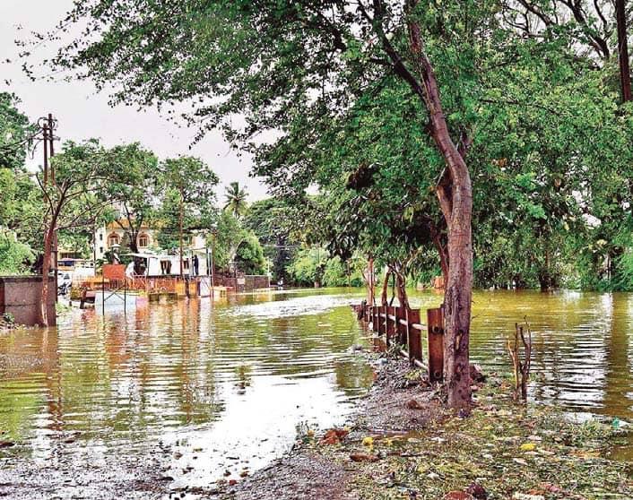 Kolhapur, Sangli Face Renewed Flood Threat As Heavy Rain Batters Western Maharashtra