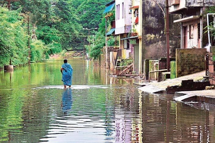 Govt. Looks At Disaster Management Tool