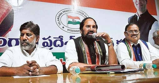 BJP Had No Role In Hyderabad Liberation: Uttam