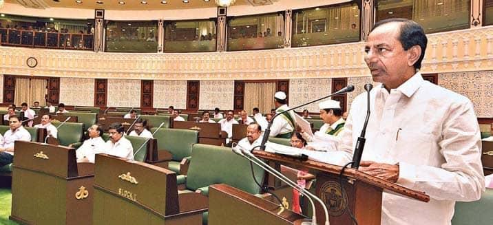 Economic Slowdown Impacts Telangana's Budget Outlay