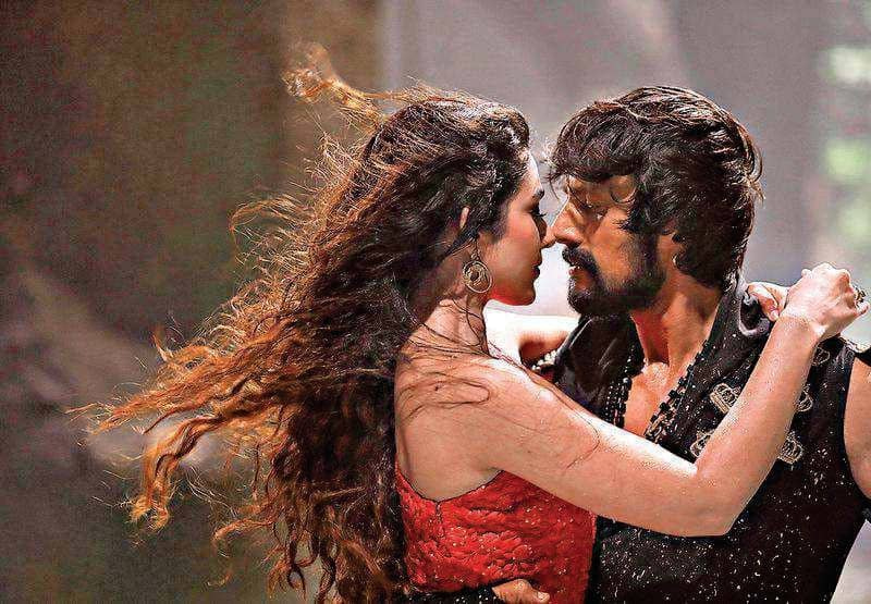 Sudeep Is All Set For This Fight