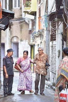 Two Elderly Displaced From Bowbazar Die