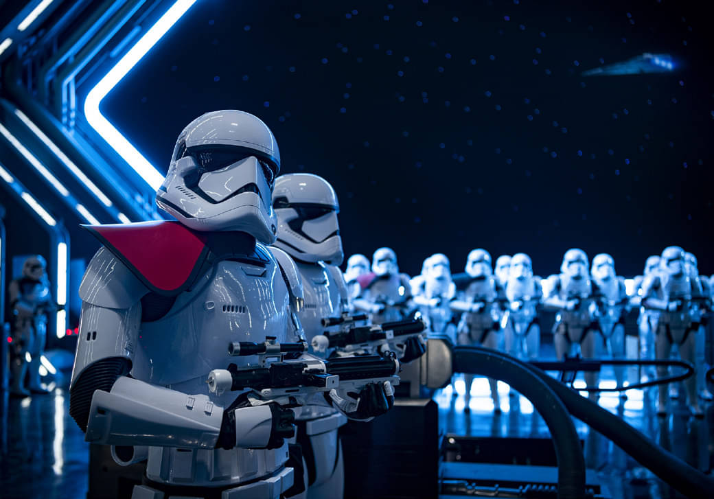 Disneyland Resort Debuts Star Wars: Rise of the Resistance, 'Magic Happens' Parade & Avengers Campus in 2020