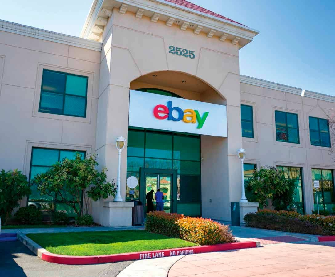 eBay puja fuerte por México