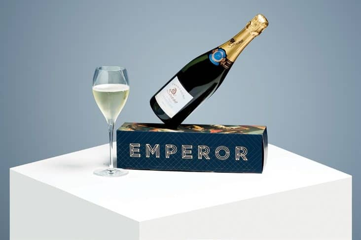 Emperor Champagne - Singapore's First Champagne Subscription Service