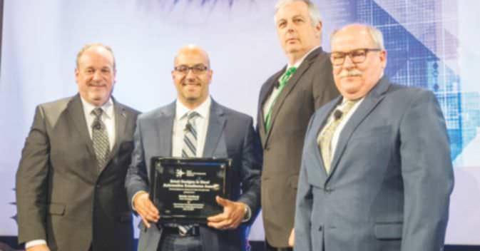 Volvo Gets Advanced High-strength Steel Innovation Award