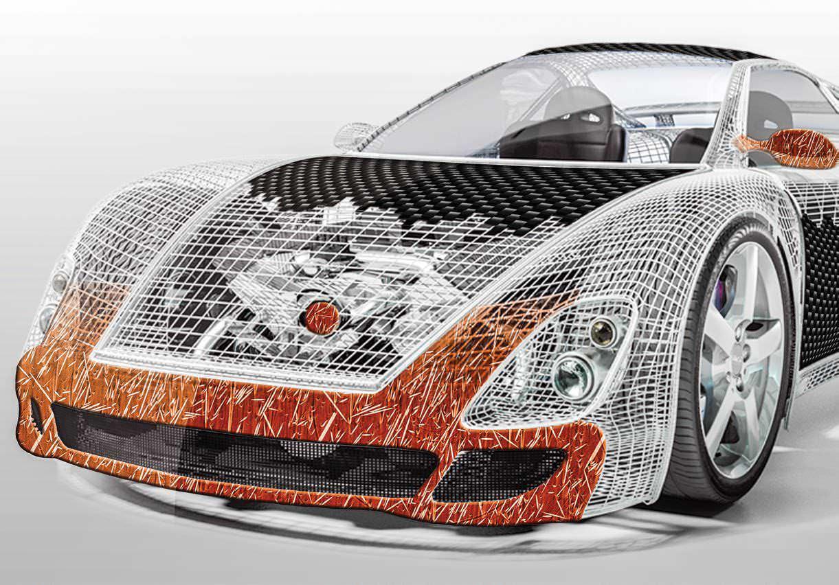 Auto Design Tech: Harmonising Vehicle Design Via Software Optimisation