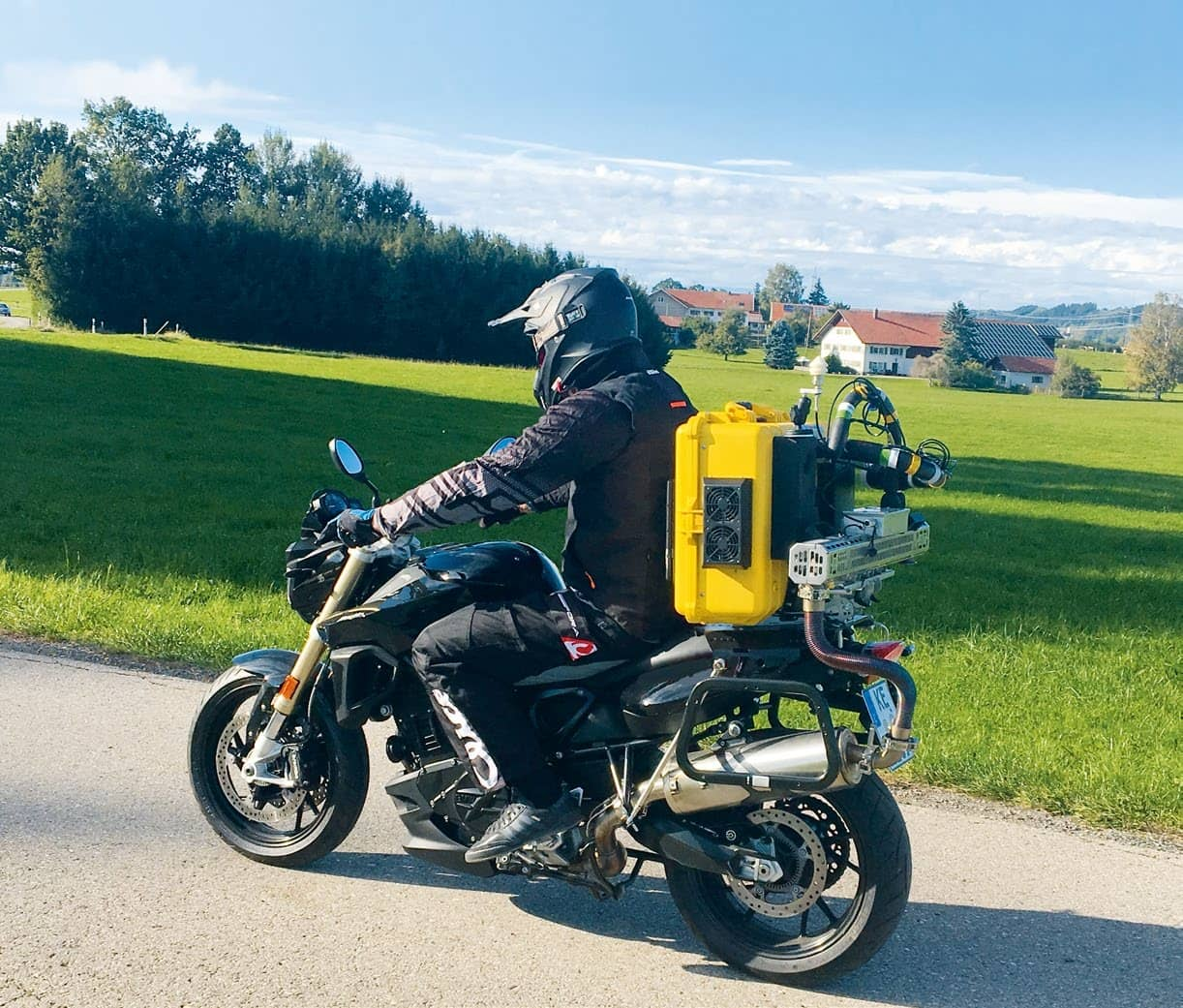PEMS, RDE ON MOTORCYCLES AS INSTRUMENTS FOR FUTURE CHALLENGES