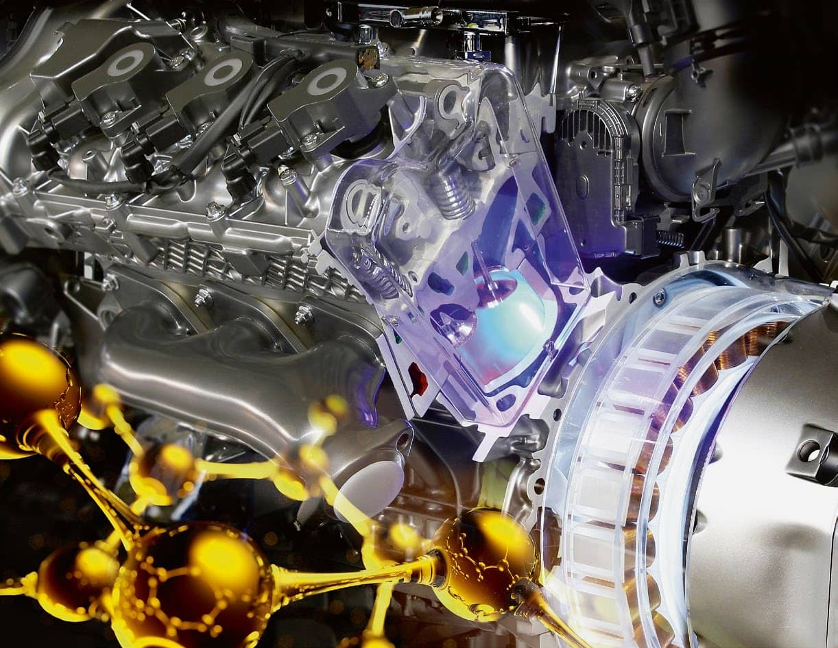 REQUIREMENTS FOR OPERATING MATERIALS APPLIED IN HYBRID POWERTRAINS
