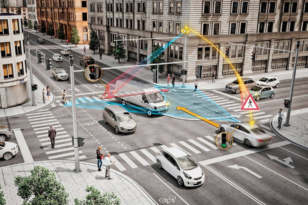 ADAS WILL SERVE AS CATALYST FOR IMPROVED VEHICLE SAFETY