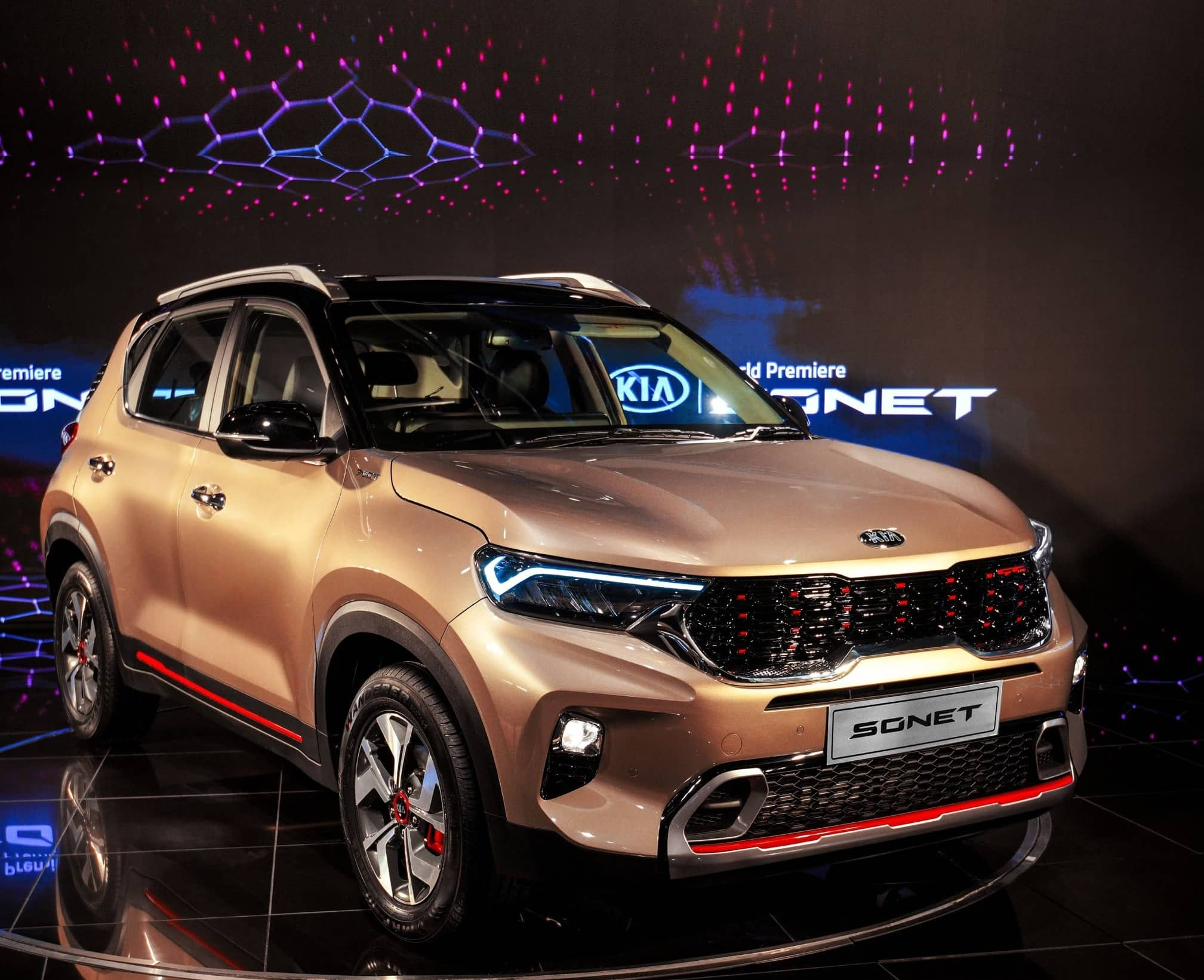 KIA SONET – A MIGHTY OFFERING IN THE COMPACT SUV SEGMENT