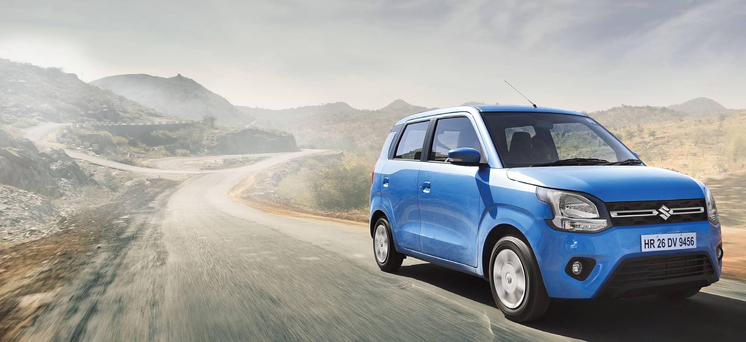 All New Maruti Suzuki Wagon-R