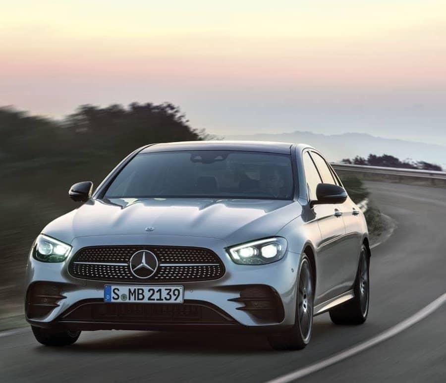 New 2021 Mercedes-Benz E-Class Facelift Revealed