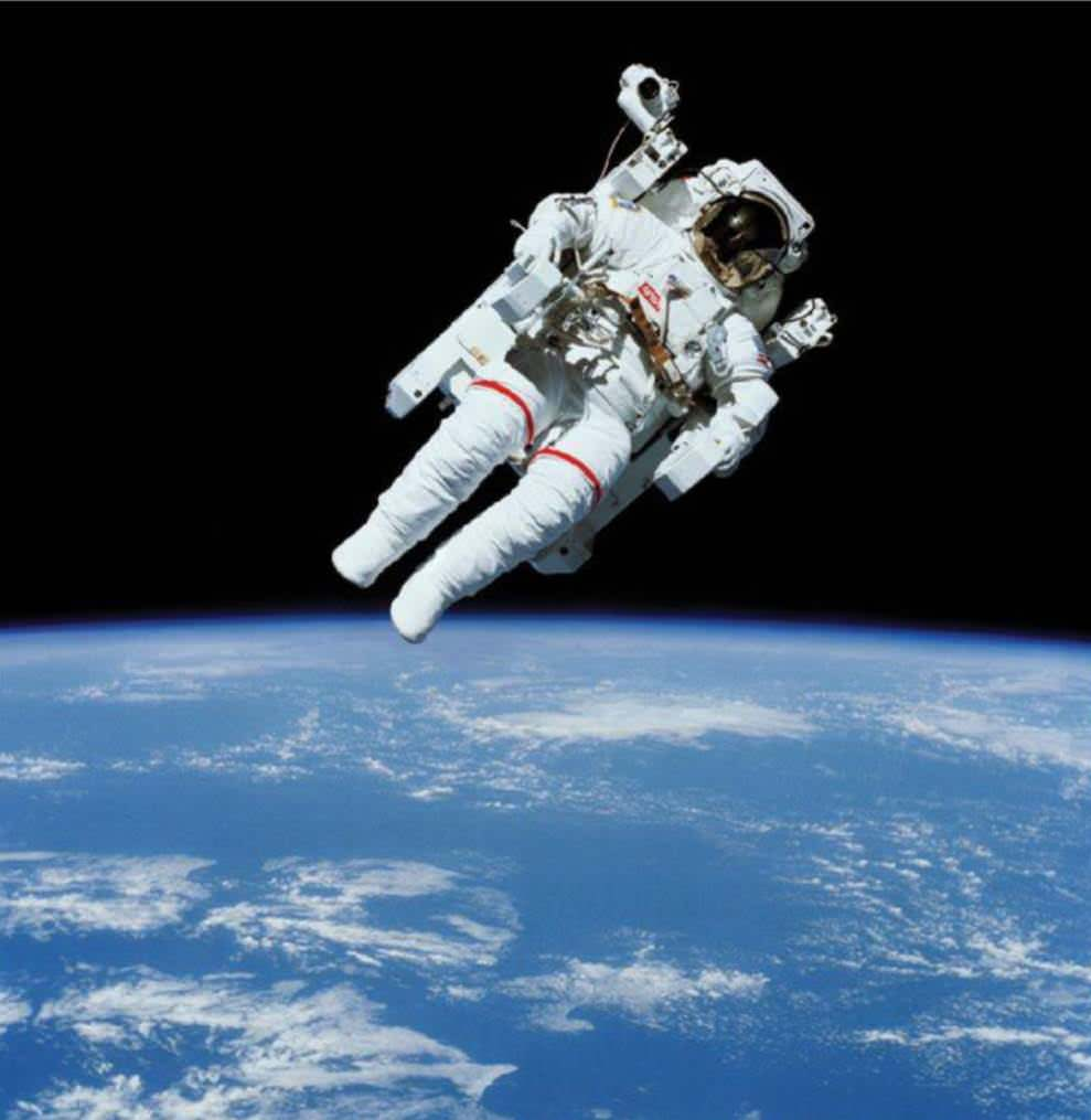 The First Ever Spacewalker