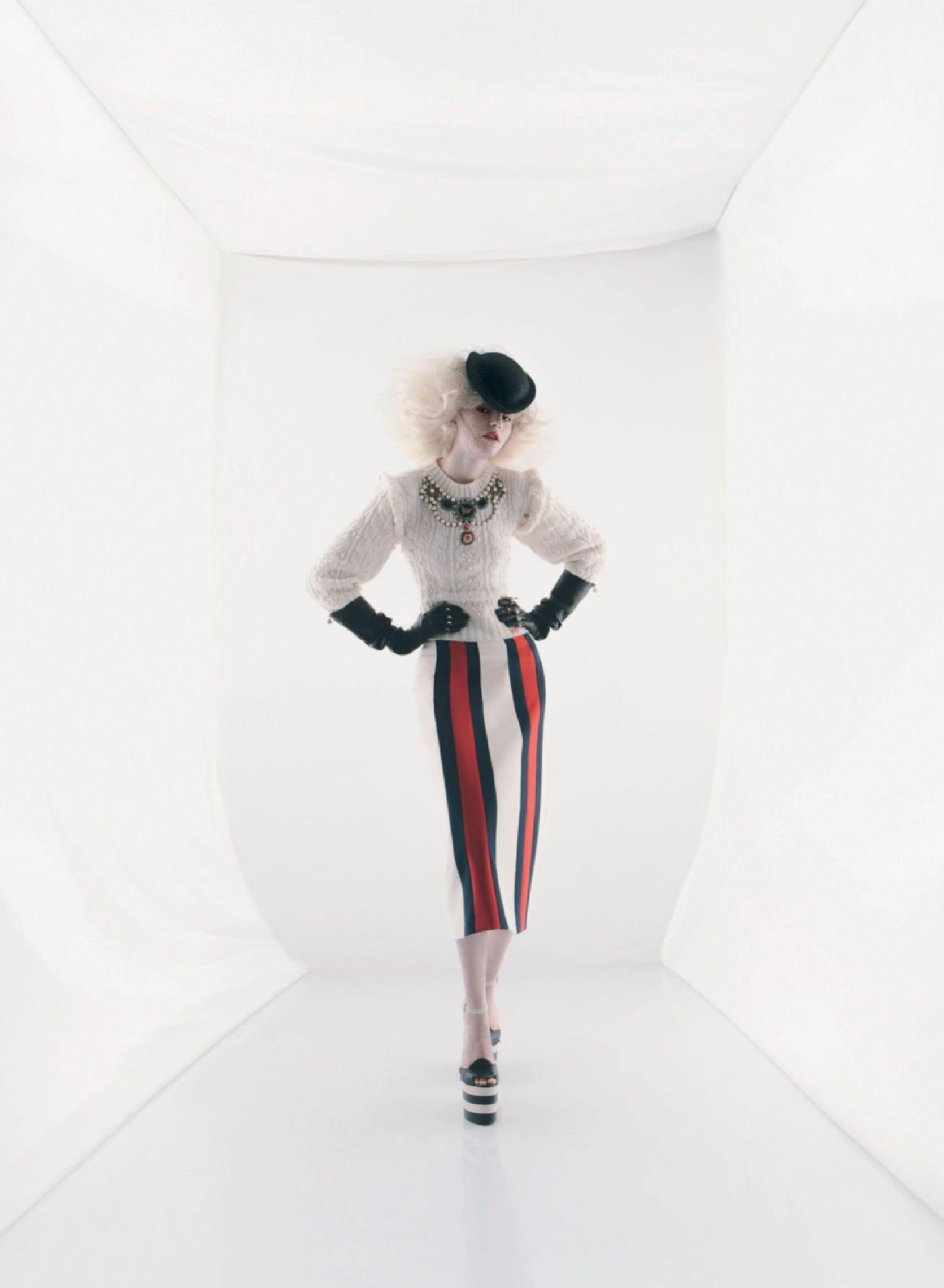 A Couture Attitude