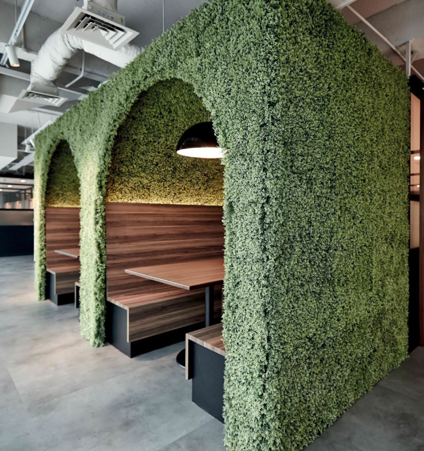 The Workspaces : Creative, Communal & Extra Cool
